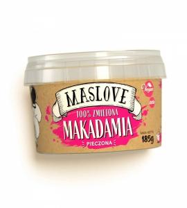 MASLOVE - MASŁO Z ORZECHÓW MAKADAMIA 185g