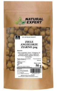 ZIELE ANGIELSKIE ZIARNO - NATURAL EXPERT