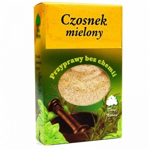 CZOSNEK MIELONY 50 g - DARY NATURY