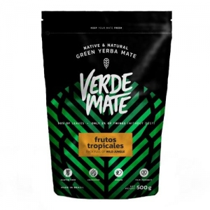 YM VERDE MATE GREEN FRUTOS TROPICALES 500g