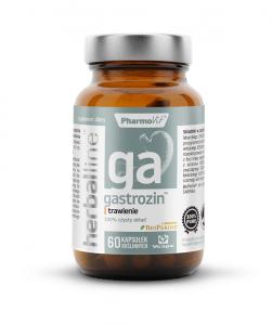 GASTROZIN (trawienie) 60 kapsułek - PHARMOVIT