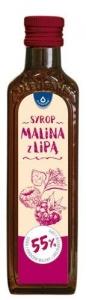 SYROP Z MALIN Z LIPĄ 250ml - OLEOFARM