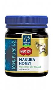 MIÓD NEKTAROWY 550+ 250g - MANUKA HEALTH