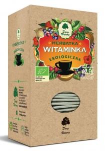HERBATKA WITAMINKA BIO (25 x 2,5 g) - DARY NATURY