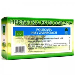 Herbatka polecana przy zaparciach EKO 20x2g