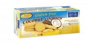 Ciasteczka Kokosowe KOKOSKI 130g - BEZGLUTEN