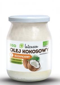 Olej kokosowy 500ml BIO INTENSON