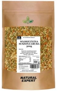 WŁOSZCZYZNA SUSZONA GRUBA - NATURAL EXPERT