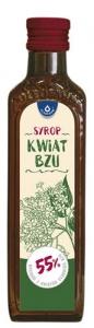 SYROP Z KWIATU BZU 250ml - OLEOFARM