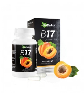 Witamina B17 kaps. 60sztuk EKAMEDICA