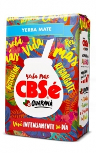 Yerba Mate CBSe Energia Guarana 500 g