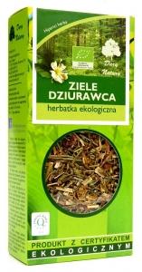 HERBATKA ZIELE DZIURAWCA BIO 50 g - DARY NATURY