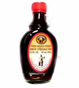 SYROP KLONOWY SMOKEY KETTLE 187 ml