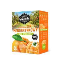 SOK MANDARYNKOWY 3L - SADY WINCENTA