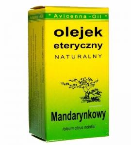 ETERYCZNY OLEJEK MANDARYNKOWY 7ml AVICENNA