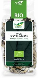MUN (GRZYBY SUSZONE) BIO 50 g - BIO PLANET