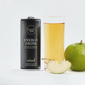 NATURAL ENERGY DRINK 250ml - FOODS BY ANN