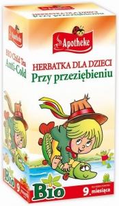Her.dla dzieci na przeziębienie BIO20x1.5g