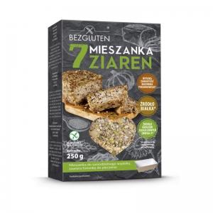 MIESZANKA 7 ZIAREN 250g - BEZGLUTEN