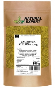 CZUBRYCA ZIELONA - NATURAL EXPERT