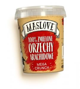 MASLOVE- MEGA CRUNCH 400g