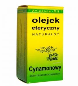 ETERYCZNY OLEJEK CYNAMONOWY 7ml AVICENNA