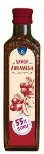 SYROP Z ŻURAWIN 250ml - OLEOFARM