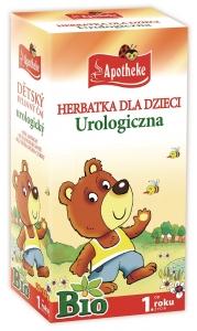 HERBATKA DLA DZIECI - UROLOGICZNA BIO 20 x 1,5 g - APOTHEKE