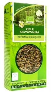 HERBATKA ZIELE KRWAWNIKA BIO 50 g - DARY NATURY