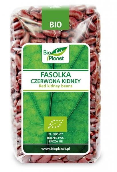 FASOLKA CZERWONA KIDNEY BIO 500 g - BIO PLANET