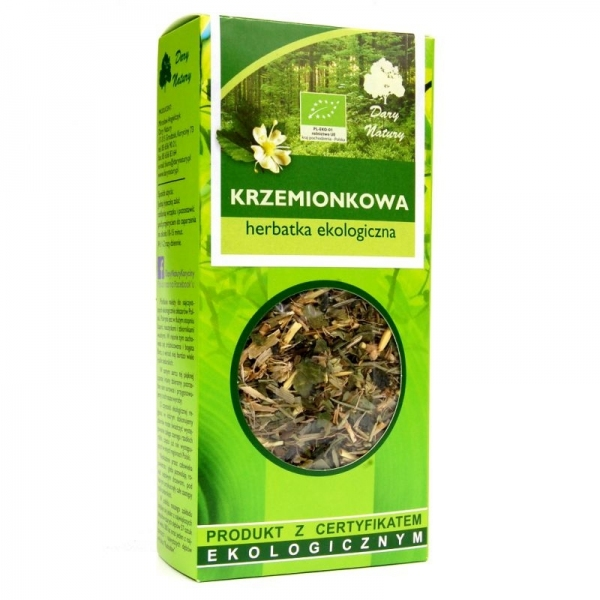 Herbatka krzemionkowa EKO