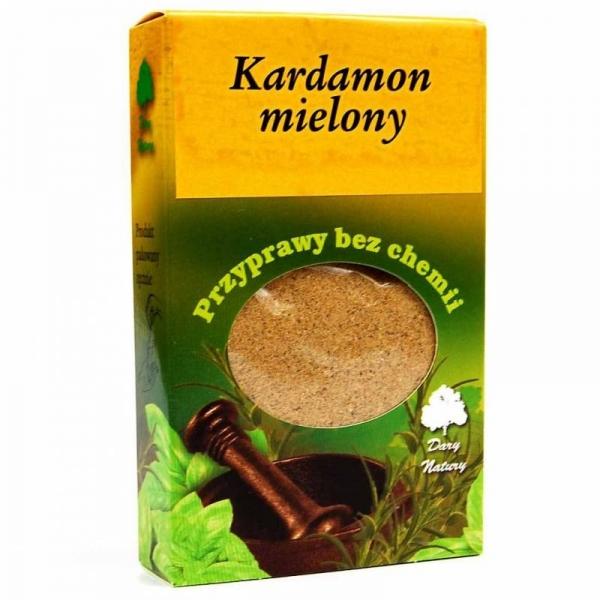 KARDAMON MIELONY 50 g - DARY NATURY