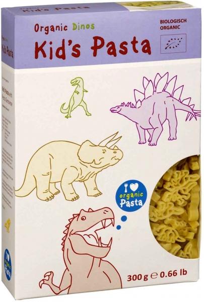 Makar.Dla Dzieci Dinozaury BIO 300g ALB_GOLD