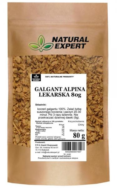 GALGANT ALPINA LEKARSKA - NATURAL EXPERT