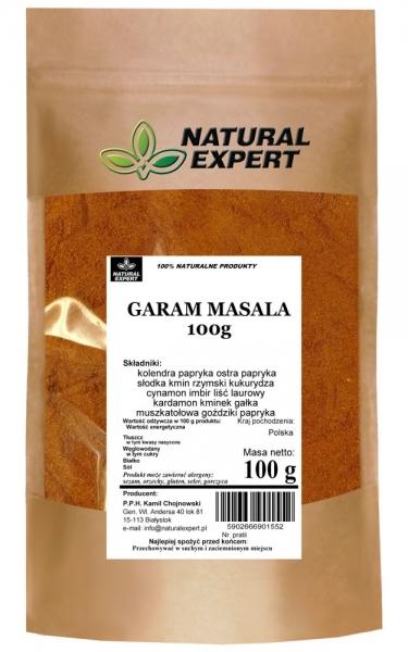 GARAM MASALA - NATURAL EXPERT