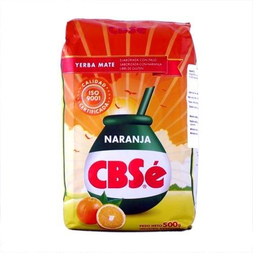 CBSe Pomarańczowa 500g