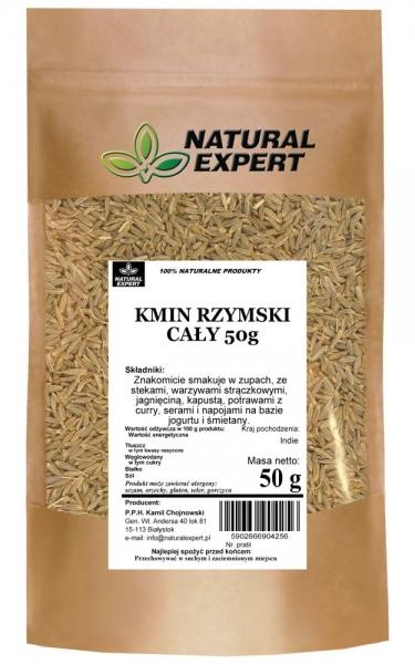 KMIN RZYMSKI CAŁY - NATURAL EXPERT